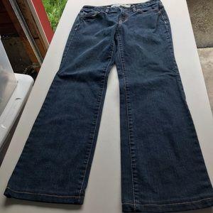 Ann Taylor Loft Original Boot Cut jeans, size 4